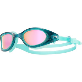 TYR Special OPS 3.0 Polarized Maschera Donna, grey/mint